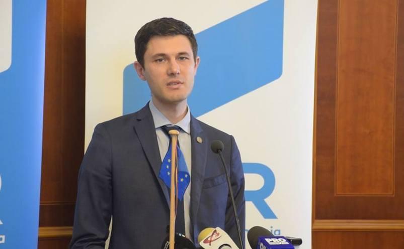Anunț de presă – Grupul parlamentar al USR