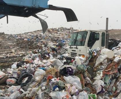 Un sfert din administrațiile publice nu au crescut gradul de reciclare în 2017