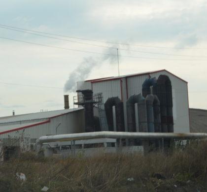 Monitorizarea emisiilor H2S în cazul depozitului de deşeuri Rudeni