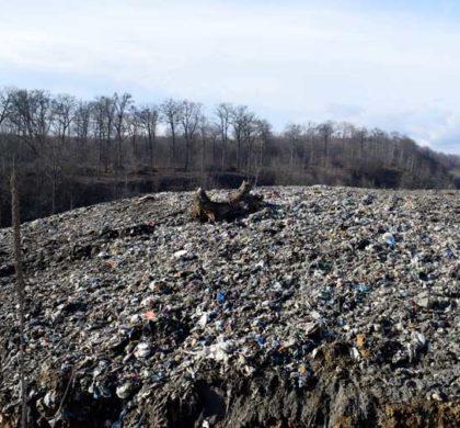 Vizită la groapa de deșeuri din Măldărești