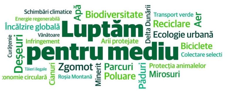 Protecția mediului, o prioritate pentru USR în elaborarea bugetului pentru 2018