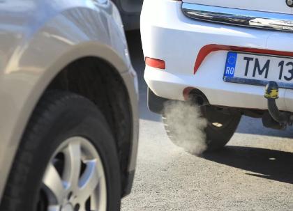 Poluarea olfactivă în Timișoara