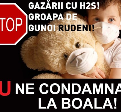 Spunem STOP mirosului de deșeuri