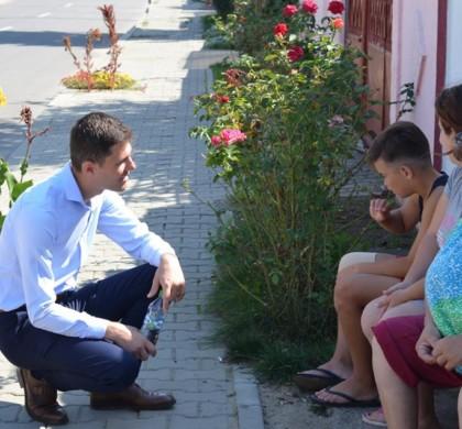 Satul Rudeni, ignorat de autorități