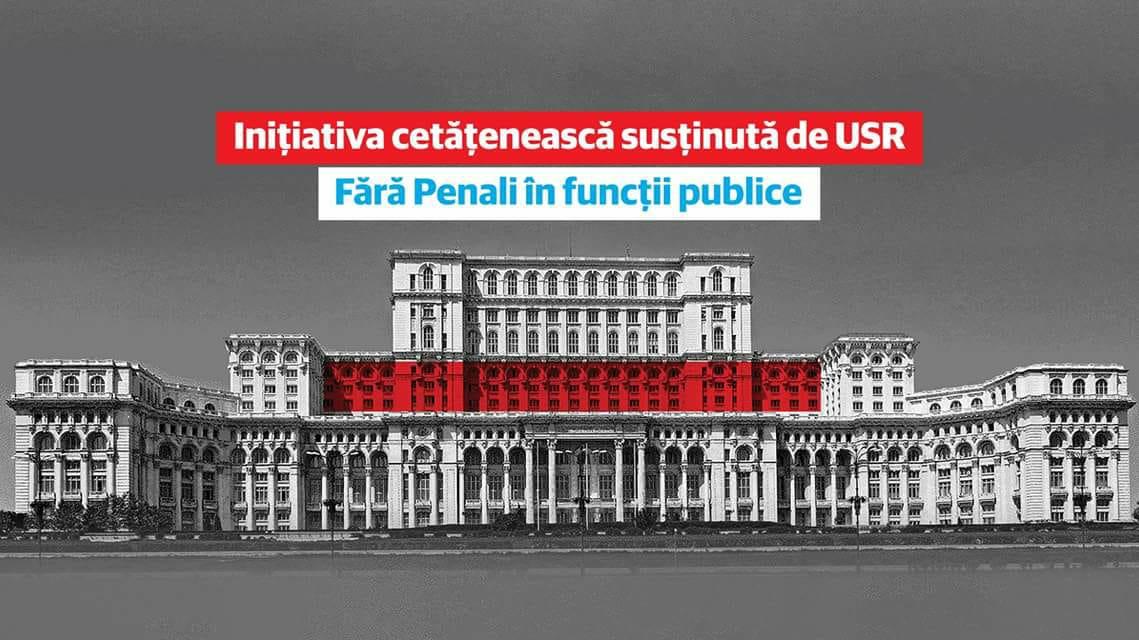 """Revista22.ro: Succes al campaniei """"Fără Penali în Funcții publice"""""""