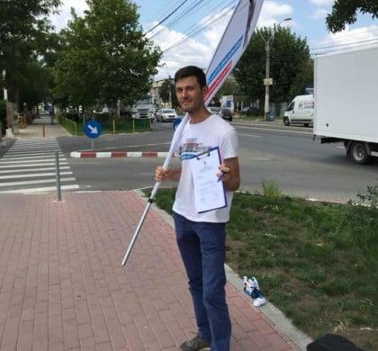 Epochtimes-romania.com: Deputat USR alungat de pe fieful lui Pandele