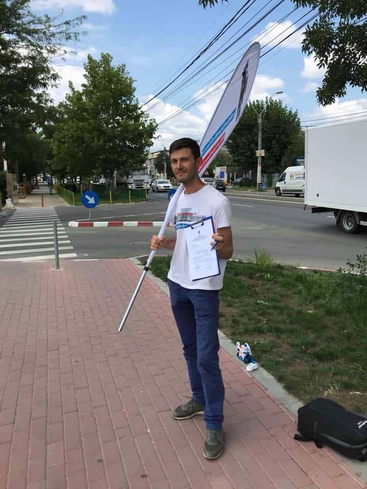 Aktual24.ro: Pandele, sotul lui Firea, a asmutit politistii