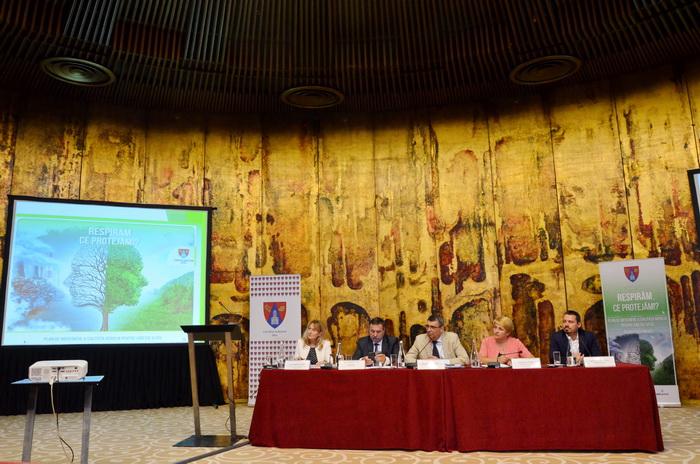 Falsa dezbatere a Planului de Menținere a Calității Aerului în județul Ilfov
