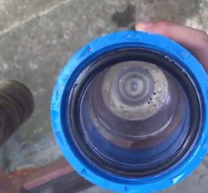 În Buftea, la robinet curg bacterii în loc de apă