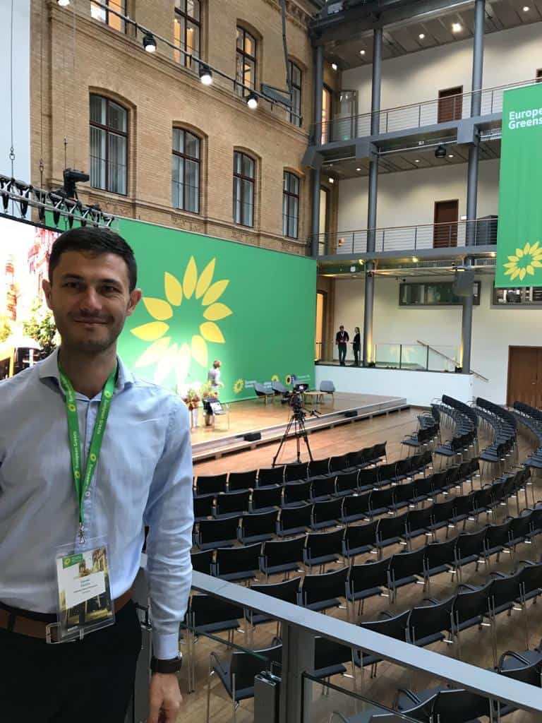 Congresul Grupului Verzilor Europeni, Berlin