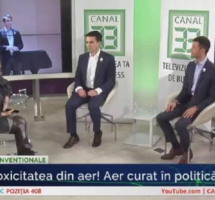 INTERVIURI (NE)CONVENȚIONALE despre mediu și politică
