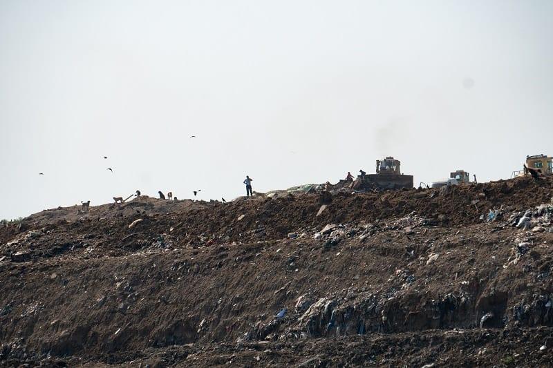 USR cere închiderea depozitului de deșeuri Glina, o sursă de poluare pentru bucureșteni și ilfoveni