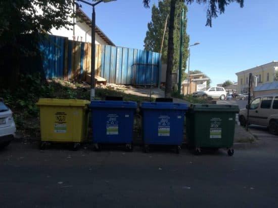 În ce stadiu e colectarea separată în București și Ilfov