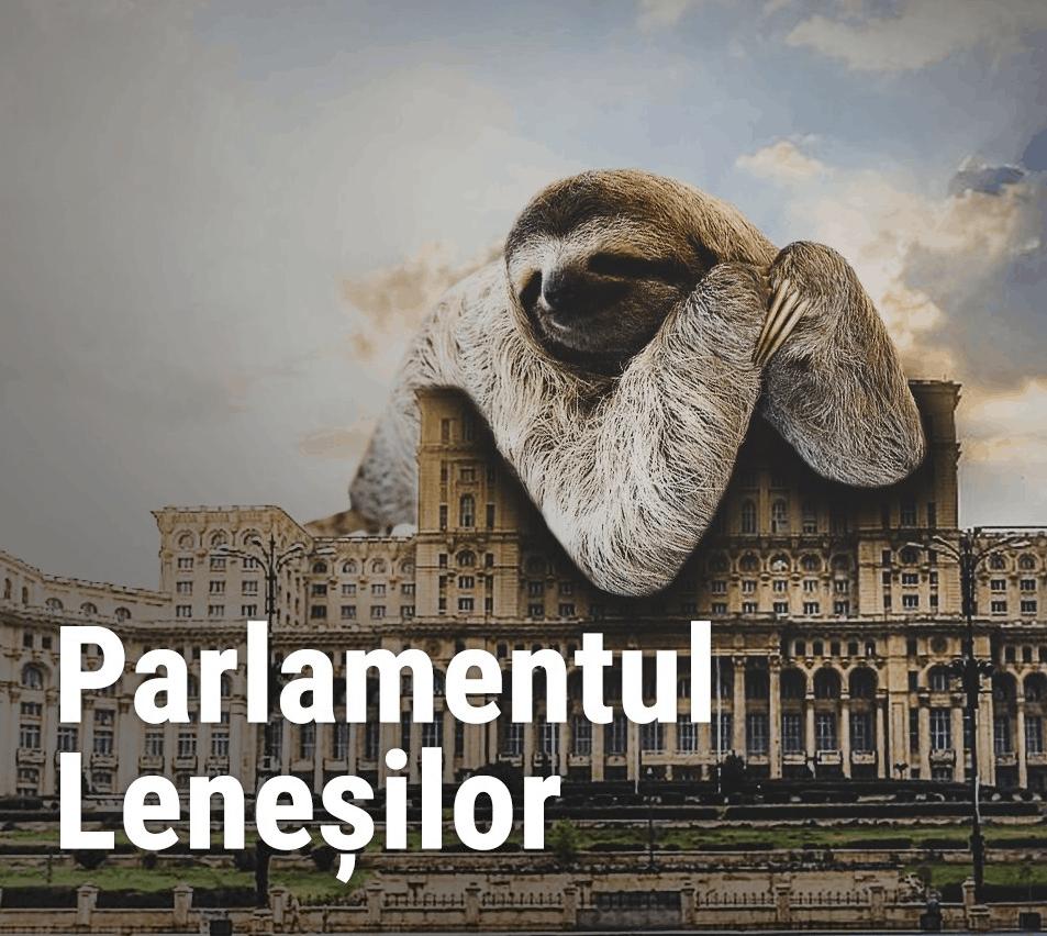 Parlamentul leneșilor
